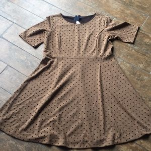 Lands End dress. NWT